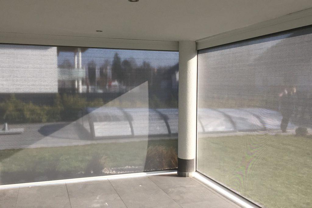 zipSCREEN in Vorchdorf von Sonnenschutz Rainer