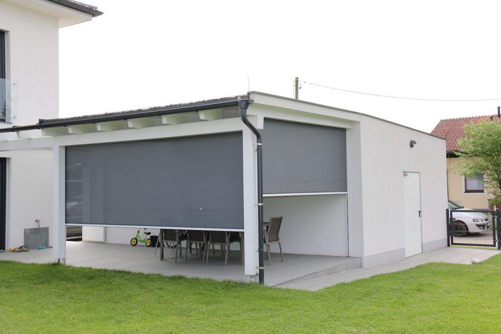 zipSCREEN in Wartberg von Sonnenschutz Rainer